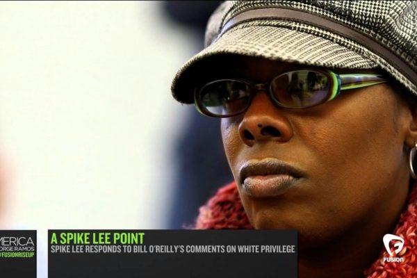 Jorge Ramos interview with Spike Lee - Jorgeramos.com