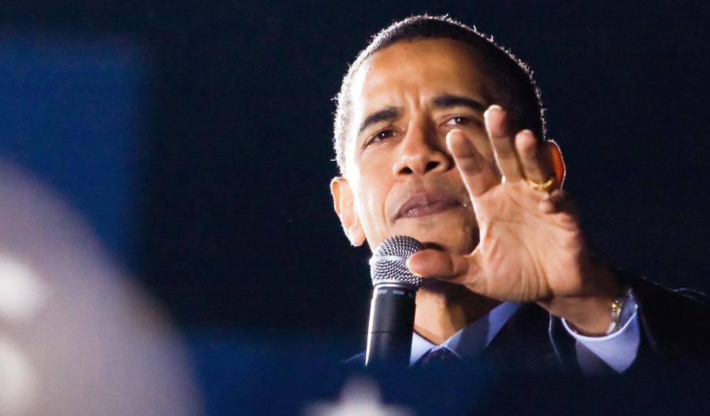 Barack Obama Interview
