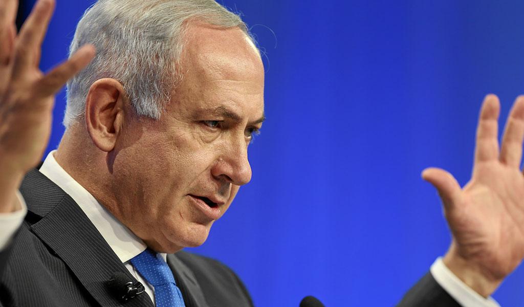 Benjamin Netanyahu and Hannan Ashrawi interview