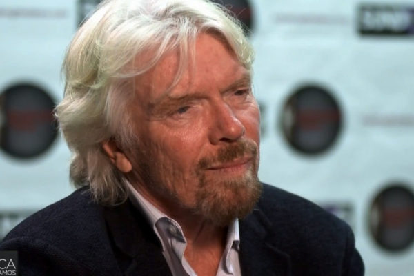 Jorge Ramos interview with Richard Branson - Jorgeramos.com