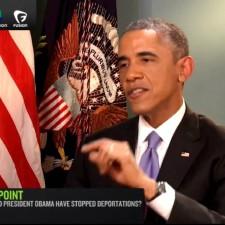 Barack Obama about immigration (2008 & 2014)