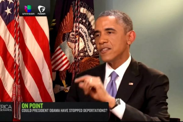 Barack Obama about immigration - Joergeramos.com