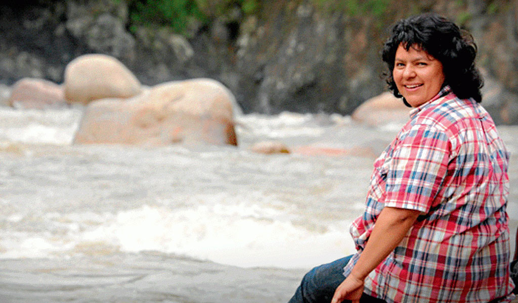 Who Killed Berta Cáceres? - Jorgeramos.com