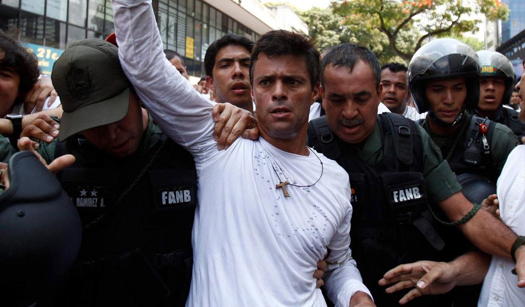 Leopoldo Lopez: Imprisoned, But Not Silent