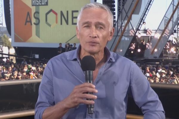 Jorge Ramos tells why he refuses to live in fear and limited by borders