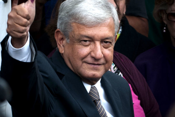 López Obrador: 'I Am Not Corrupt'