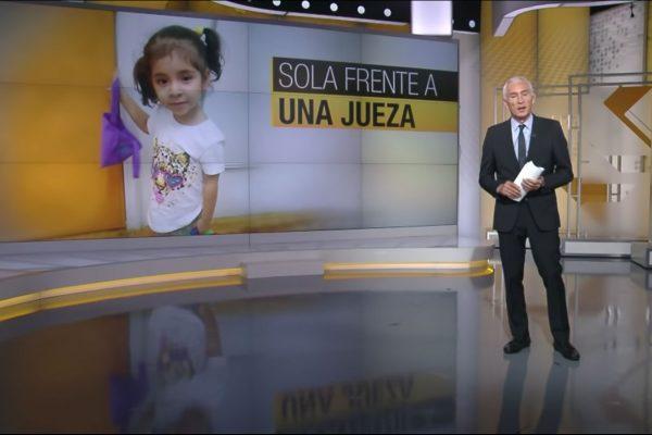 A 2-Year-Old Prisoner