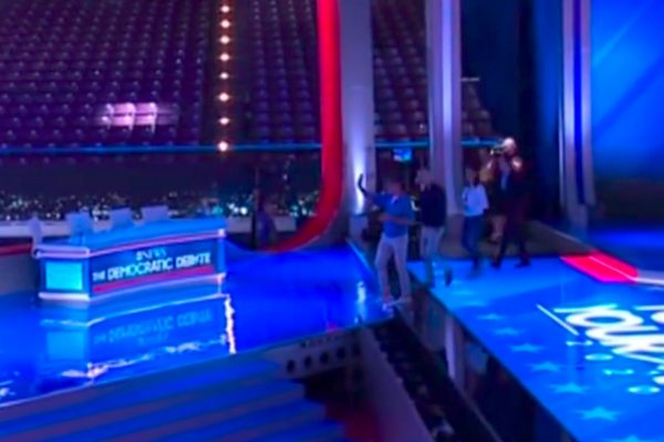 Real America with Jorge Ramos: Sneak Peak Democratic Debate