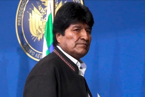 A Quick Look: Bolivia in Crisis
