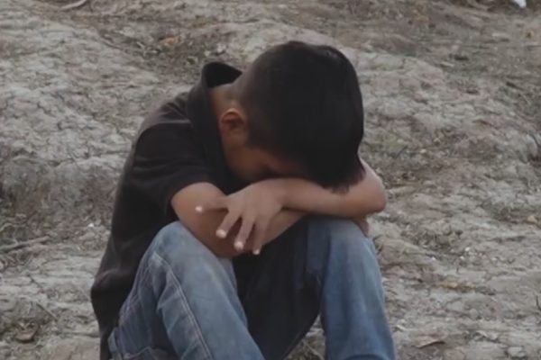 Real America with Jorge Ramos: Migrant Kids: Stuck at the Border