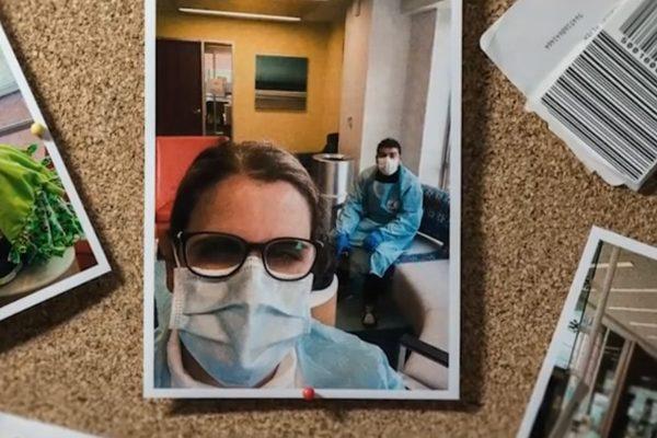 Real America with Jorge Ramos: LOVE, LIFE, & THE VIRUS