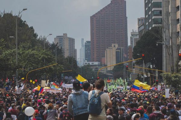 """COLOMBIA: """"WE ARE STILL KILLING EACH OTHER"""""""
