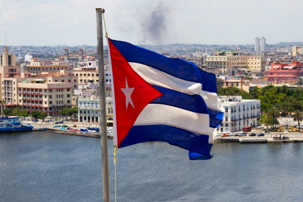 "CUBA: ""THE CAYMAN WOKE UP"""