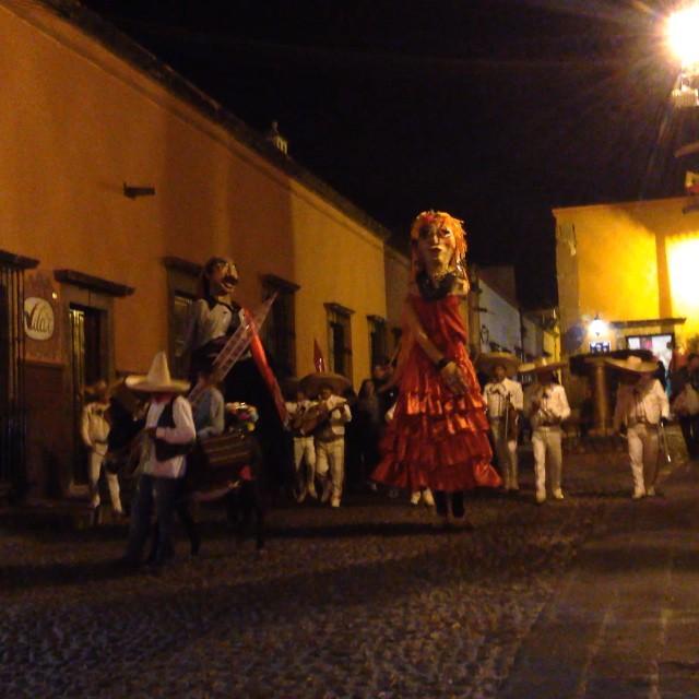 Boda en San Miguel