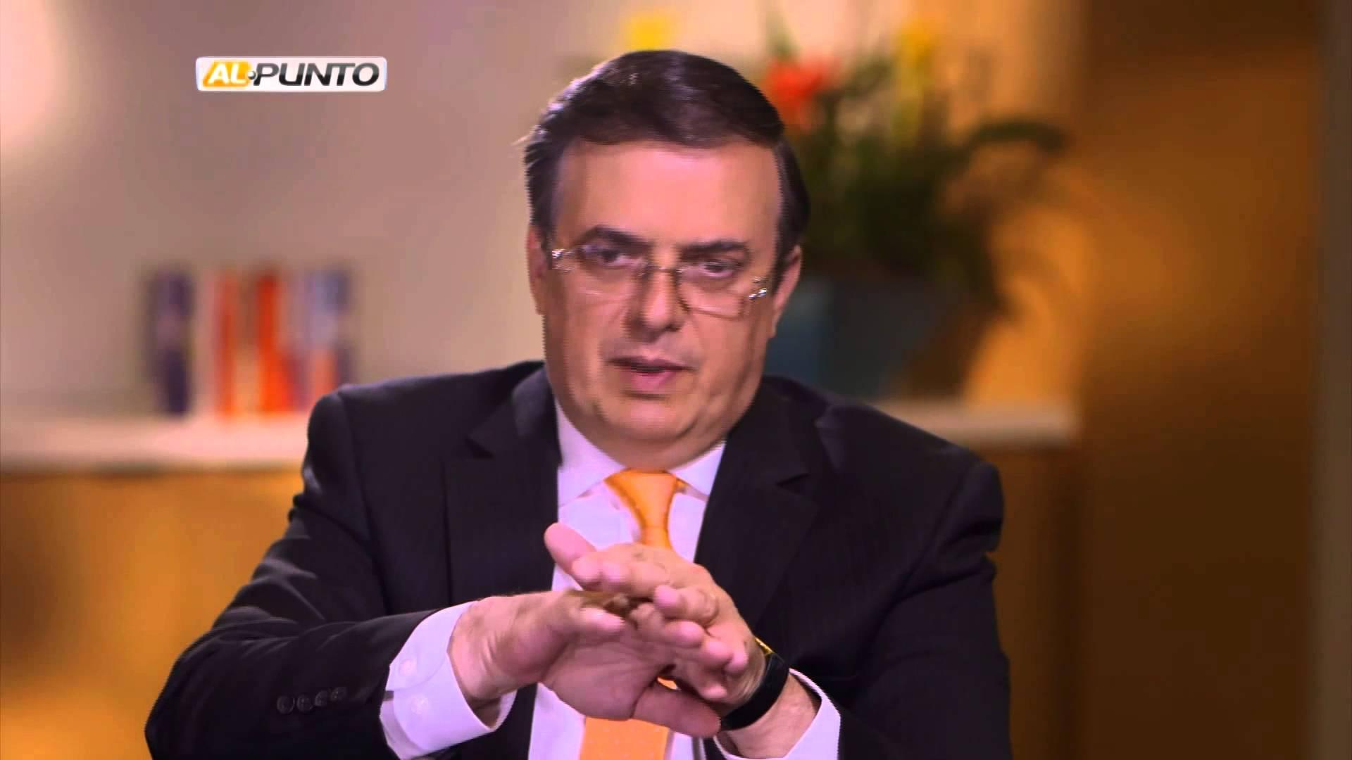 Marcelo Ebrard Biografia Con Marcelo Ebrard