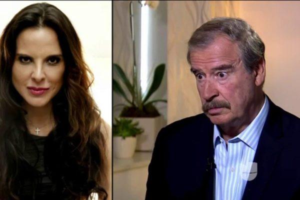 Jorge Ramos entrevista con Vicente Fox (Febrero 2016)