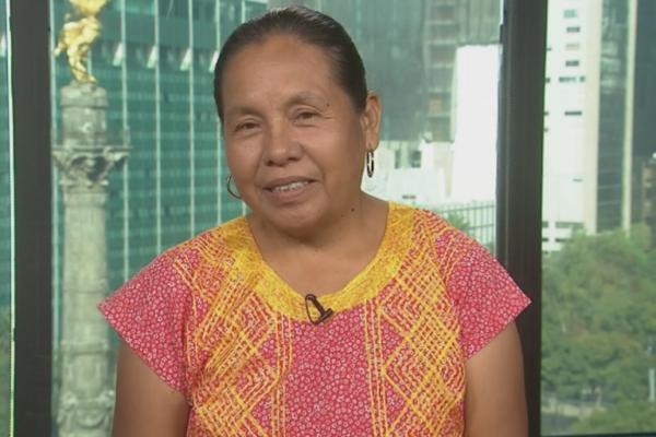 Episodio 8: Entrevista a Marichuy Martínez