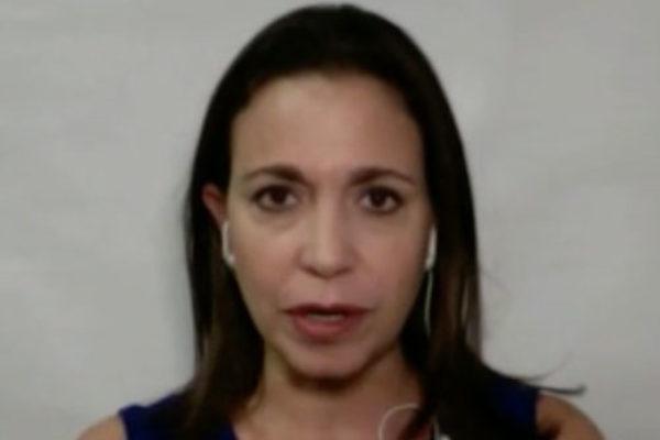 Episodio 12: Entrevista a María Corina Machado