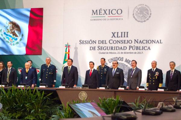 MEXICO; EL HORROR