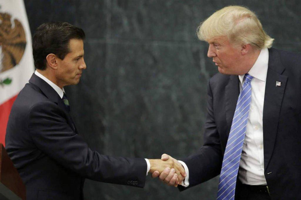 UN MEXICO FUERTE FRENTE A TRUMP