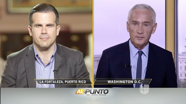 rossello Jorge Ramos - Periodista y Escritor