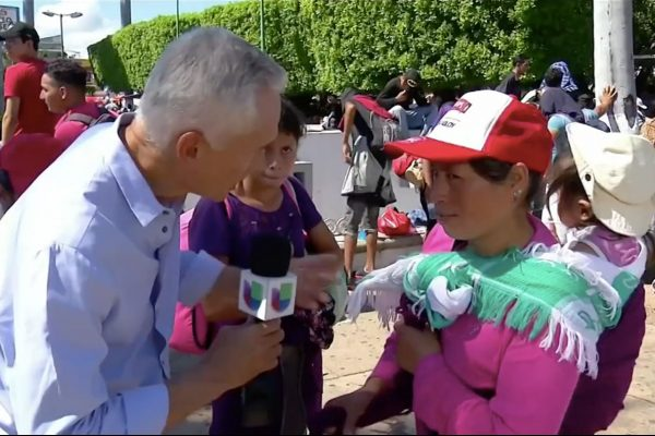 Episodio 63: Entrevista a migrantes de la caravana