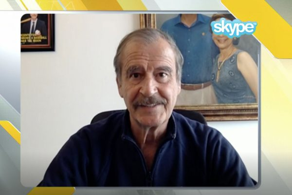 Episodio 61: Entrevista a Vicente Fox