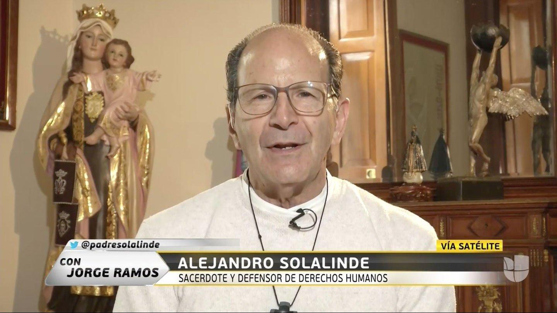padre Jorge Ramos - Periodista y Escritor