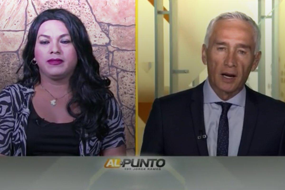flores Jorge Ramos - Periodista y Escritor