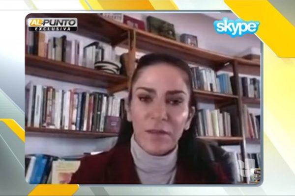 Episodio 80: Entrevista a Lydia Cacho