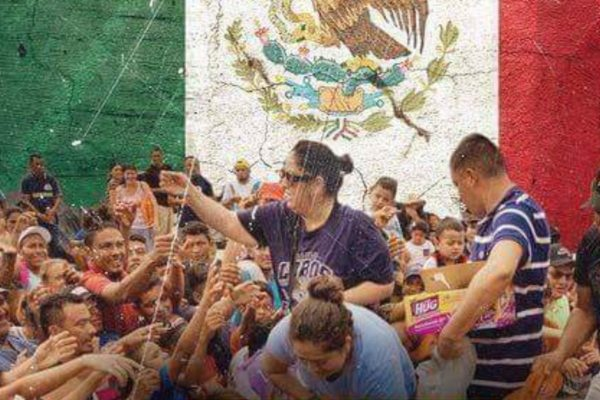 Real America con Jorge Ramos: Samaritanos fronterizos