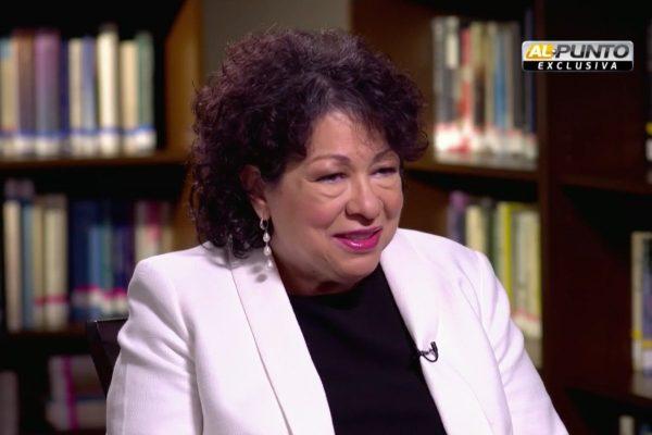 Episodio 104: Jueza de la Corte Suprema Sonia Sotomayor