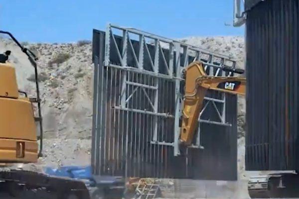 Real America con Jorge Ramos: está construyendo el muro de Trump