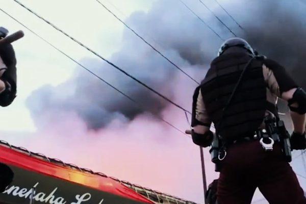 Real America con Jorge Ramos: POLICÍA VS. PERIODISTAS