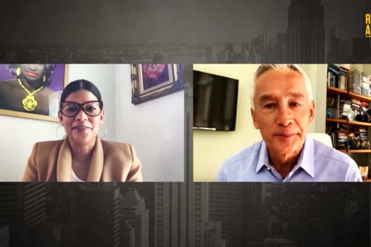 Real-America-with-Jorge-Ramos-TALKING-RACISM-IN-THE-LATINO-COMMUNITY Jorge Ramos - Periodista y Escritor