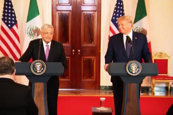 Real America con Jorge Ramos: ¿los dos amigos? AMLO y Trump