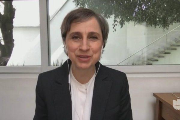 Contrapoder, con Jorge Ramos: Episodio 130: Carmen Aristegui